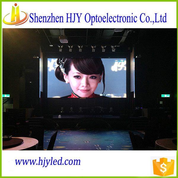 P2.5 Indoor SMD Led Video Wall Screen Display Led Advertising Billboard