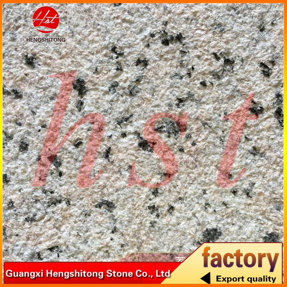 pink porrino bush hammmered natural granite tiles 60x60 for wall tiles