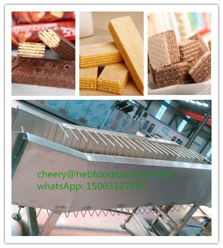 food factory new design common wafer biscuit machine