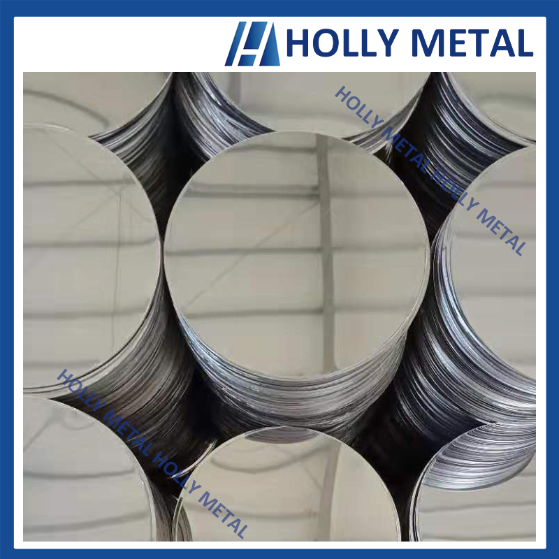 Cold Rolled Stainless Steel 410 430 Circle Disc