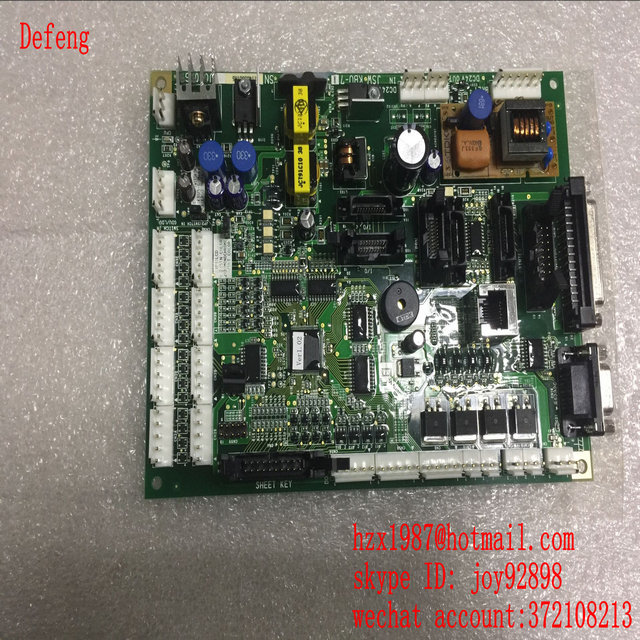 JWS CPU-51 CPU board kbu-71 cpu plate KBU-61 injection molding machine