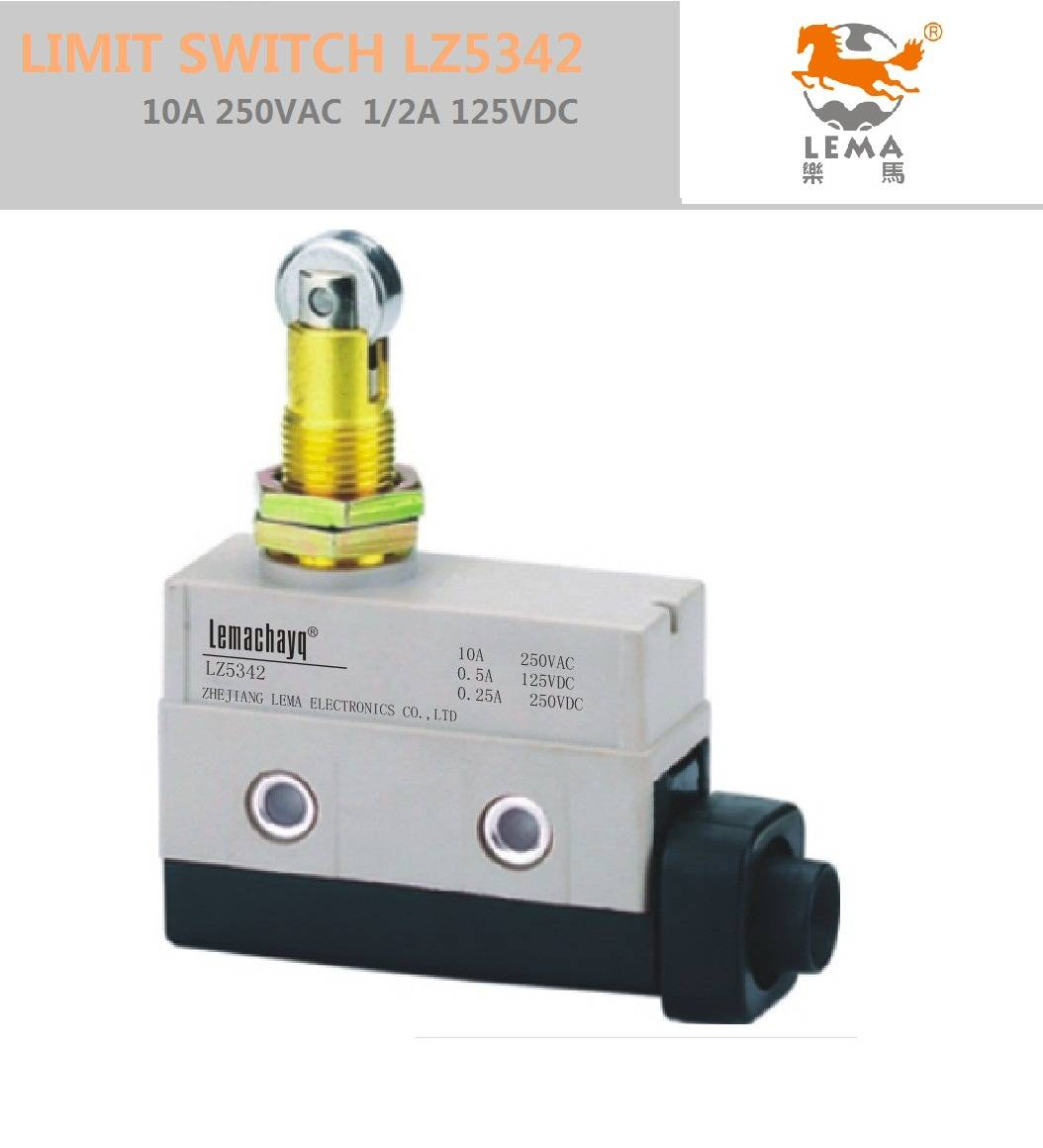 LZ5342 General purpose snap action switch Limit Switch Micro Switch
