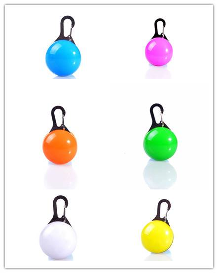 pet accessories led dog tags