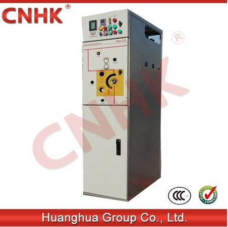 HSI-12KV hv switchgear solid insulation ring main unit