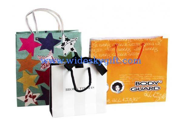 plastic rope handle waterproof drawstring bags with square bottom and side gussets