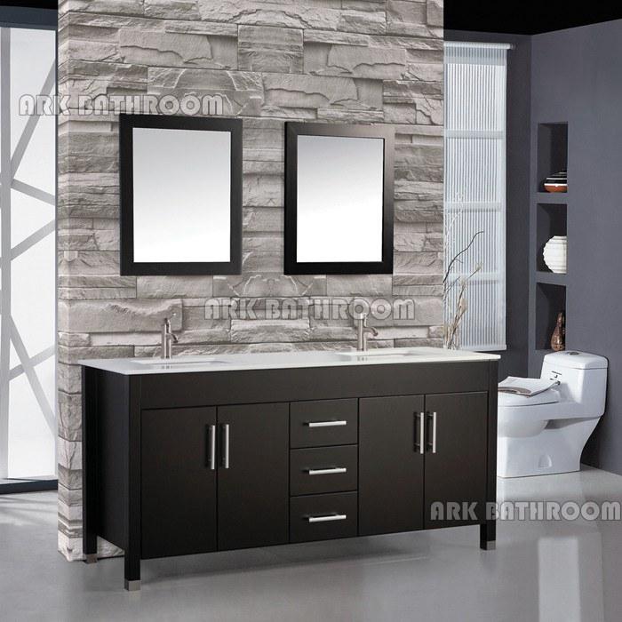 Ark Bathroom vanity cabinet bathroom furniture factory A5062