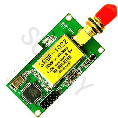 SRWF-1022Wireless transceiver Module