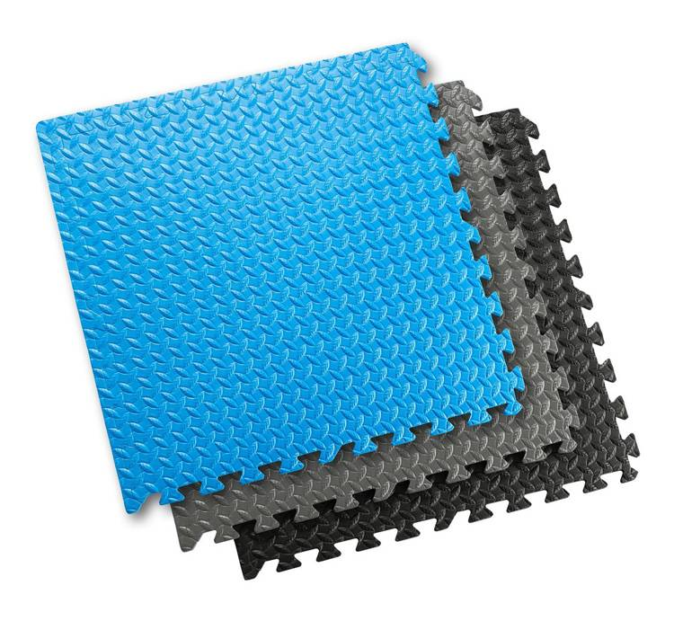 wholesale eva interlocking mat leaf pattern Taekwondo mat