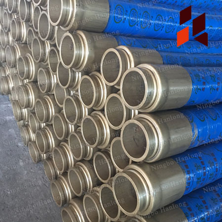 """rubber hose 5.5"""", 4 layers of 1.2mm steel wire"""