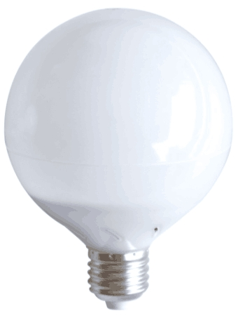 12W led bulb short type