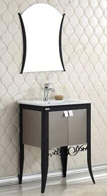 S-1510 Floor Standing 304 Stainless Steel Bathroom Cabinet