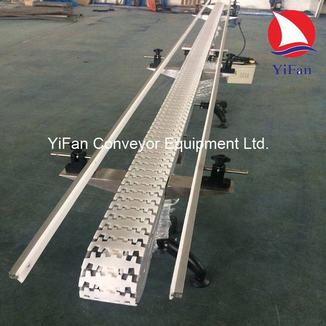 Plastic Flex Chain Conveyor