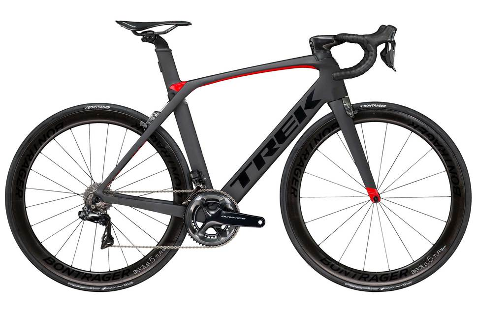 2017 TREK MADONE 9.9 H2 ROAD BIKE