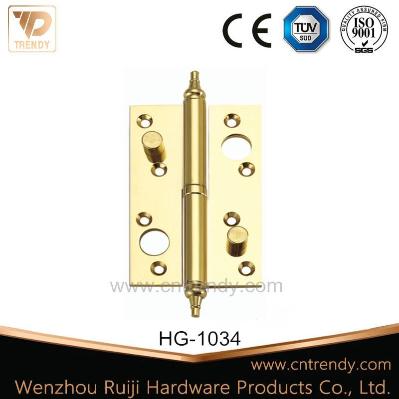 High Performance Security Hinge with Crown Head