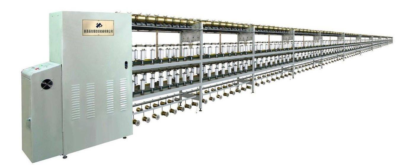YF-168 Gold/Silver Silk Covering Machine
