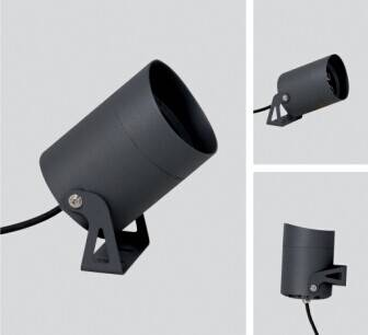 6w 12w led outdoor shoot light small garden led light