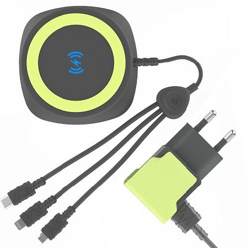Phone Charger, QC 3.0 Quick Charger (charger)