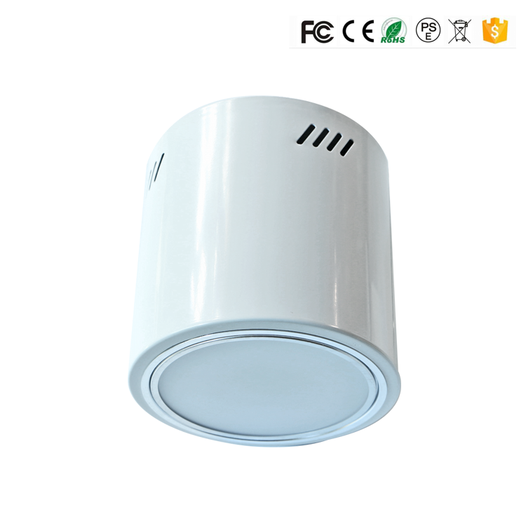 Airport Terminal cylinder led downlight 100W 8 Inch pendant mount