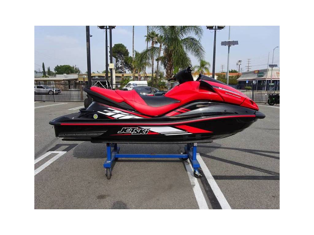 2017 Kawasaki Ultra 310X SE Three Seater Jet Ski