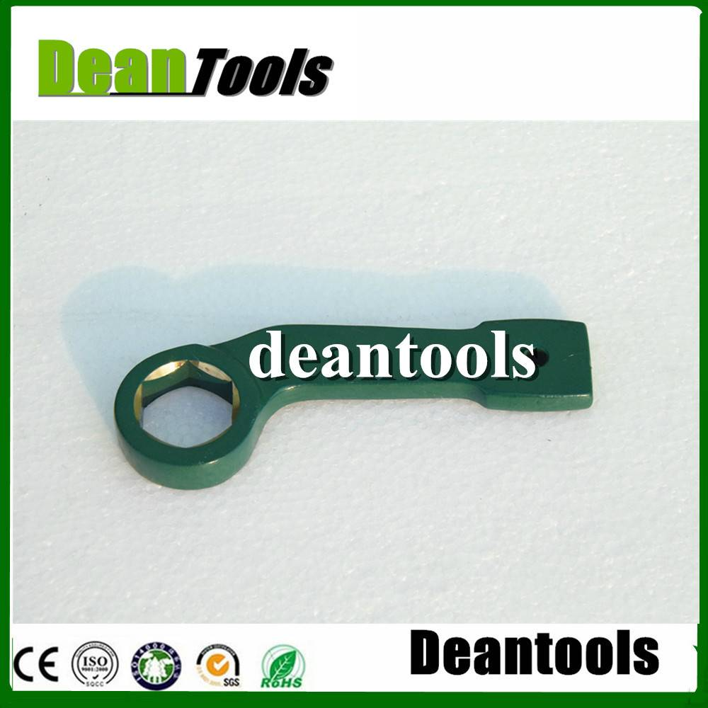 non sparking striking hexagonal wrench , bend handle 6 point
