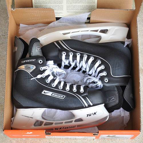 BAUER SUPREME One05 Mens Ice Hockey Skates