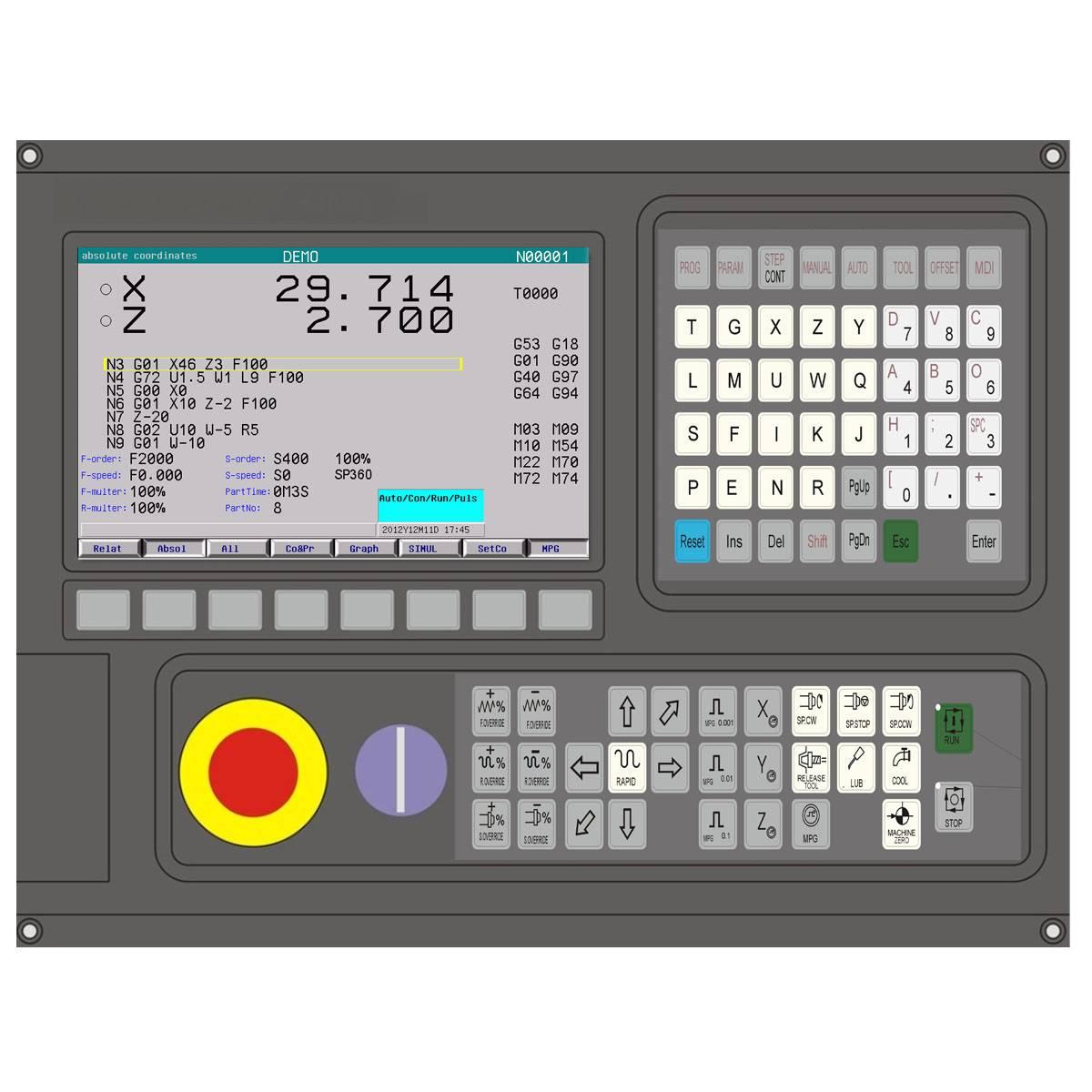 Lathe CNC System (130iTC)