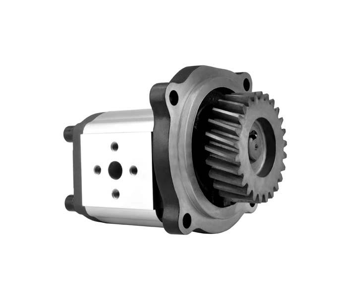 CBG-F3 Hydraulic Pump