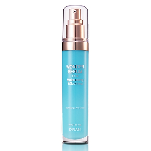 New Wonder Serum for Moisturizing & Soothing 50ml