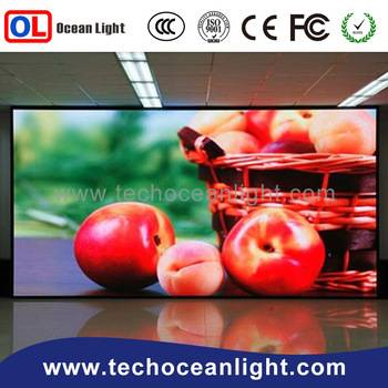 new products big size 100inch LED TV from Oceanlight led display screen
