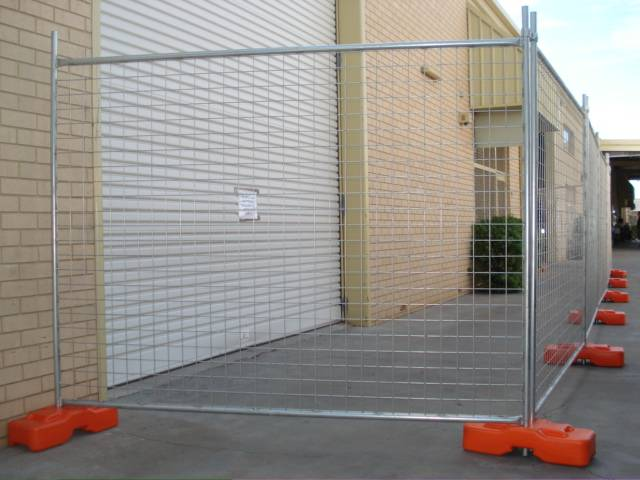 AS4687-2007 standard Temporary fence