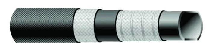 Wire Braid Hydraulic Hose SAE 100R4