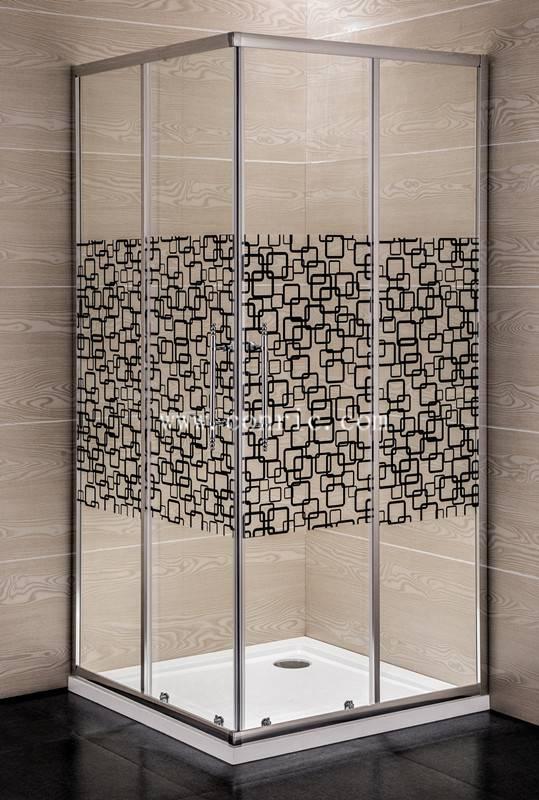 Good quality freestanding shower enclosure