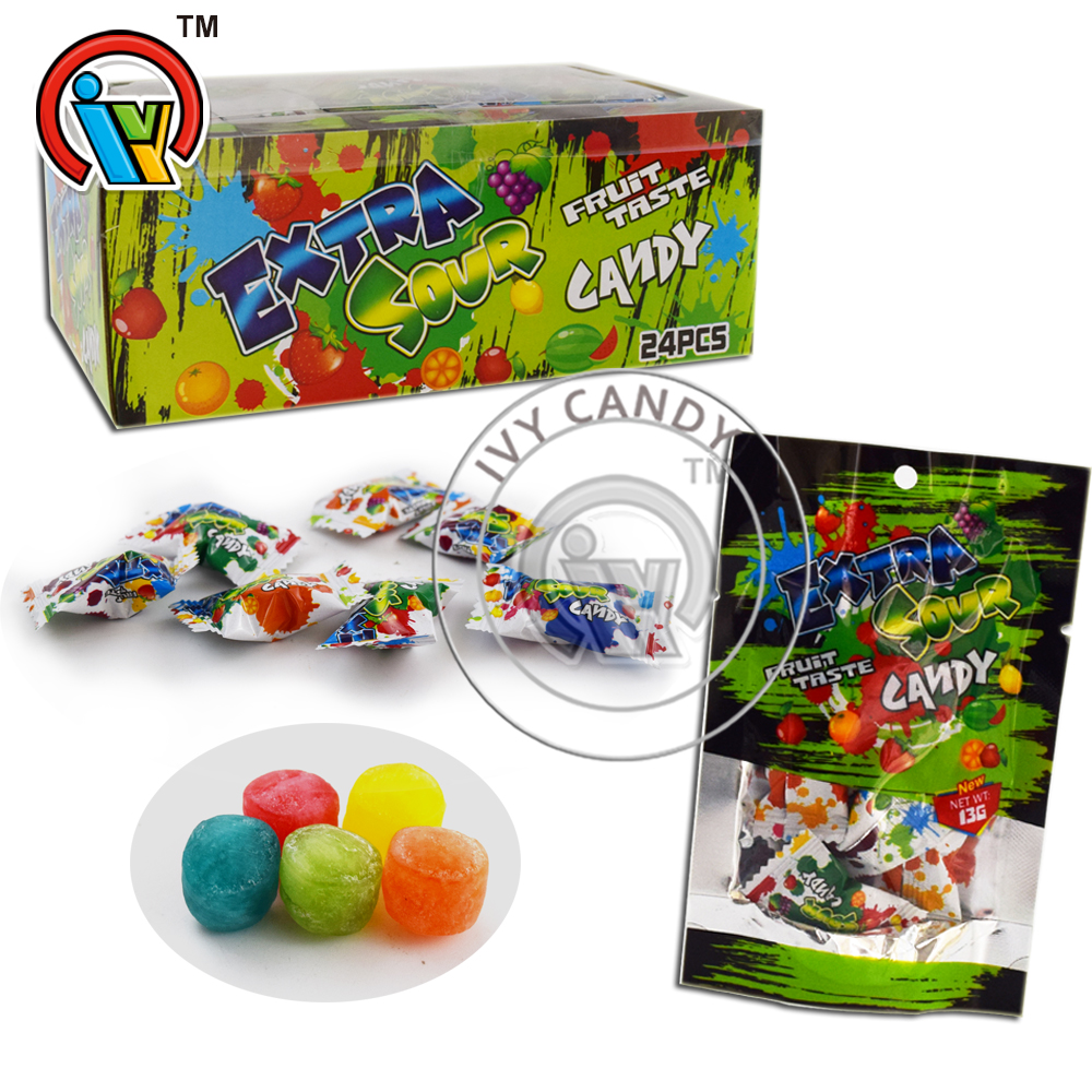 Fruity Taste Hard Candy Sour Candy