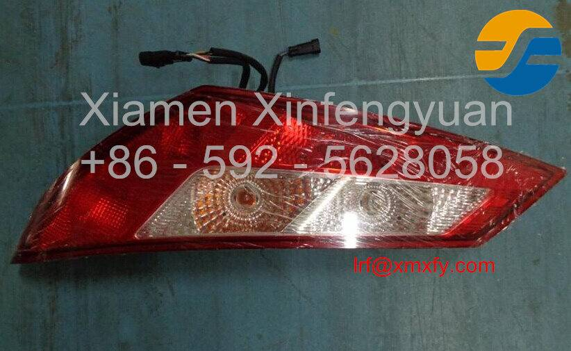 Rear combination lamp for kinglong bus and coach and other Chinese bus