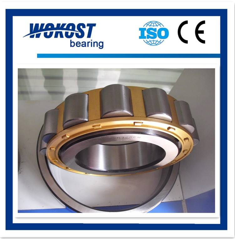 Cylindrical roller bearing high precision