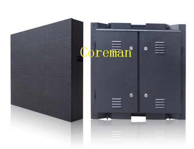 outdoor full color p10 led display video P3 P4 P5 P6 P10 Indoor SMD multi-color rental led cabinet