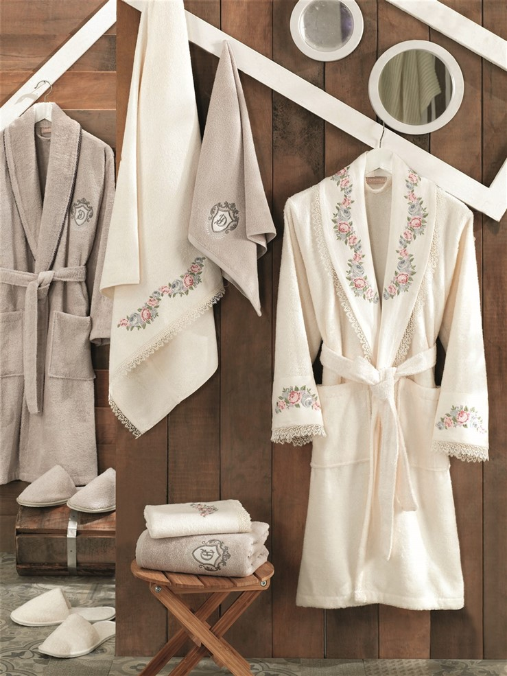 Bamboo Family Bathrobe Set