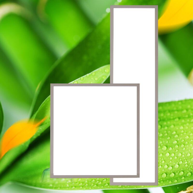 SMD 2835 48W/58W White Frame 2951195/ 595X595 Ceiling LED Back Light Panel