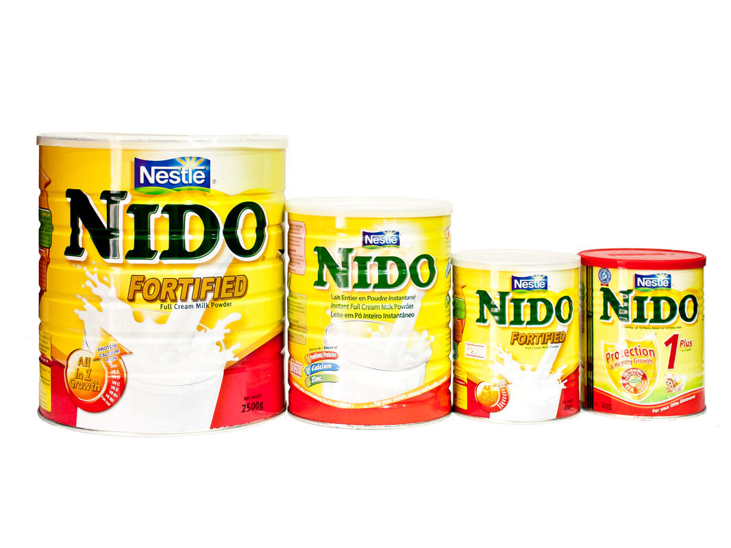 Instant milk powder, Nestle Nido milk powder Red/White cap nestle nido fortified milk powder