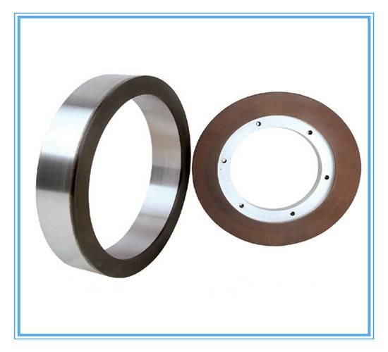 resin bond super abrasives diamond grinding wheel for sharpening carbide tools