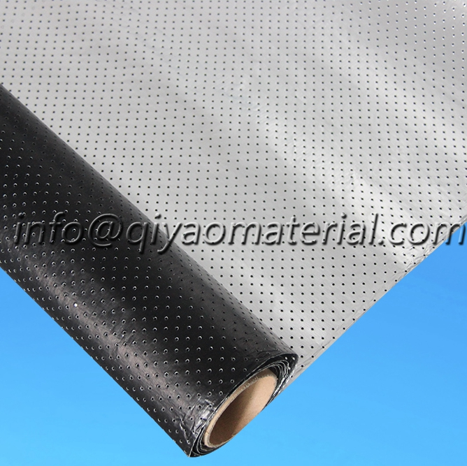 Perforated White Radiant Barrier Attic Foil Reflective Insulation