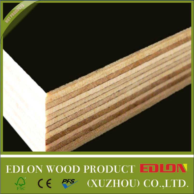 construction materials 18mm phenolic shuttering plywood brand , film faced waterproof plywood price