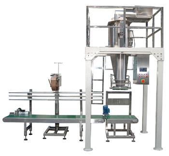 Automatic weighing&packaging machine1C-2