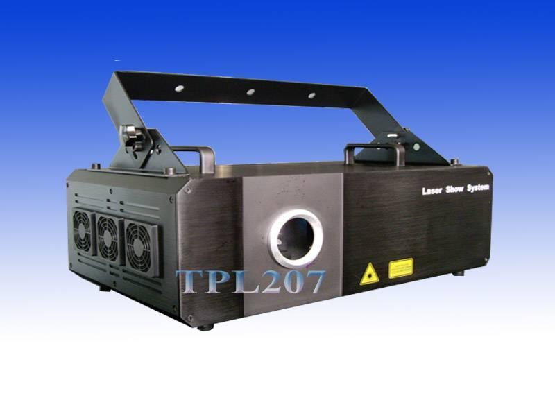 3.5W RGB laser light show, ILDA/DMX/Music/AUTO