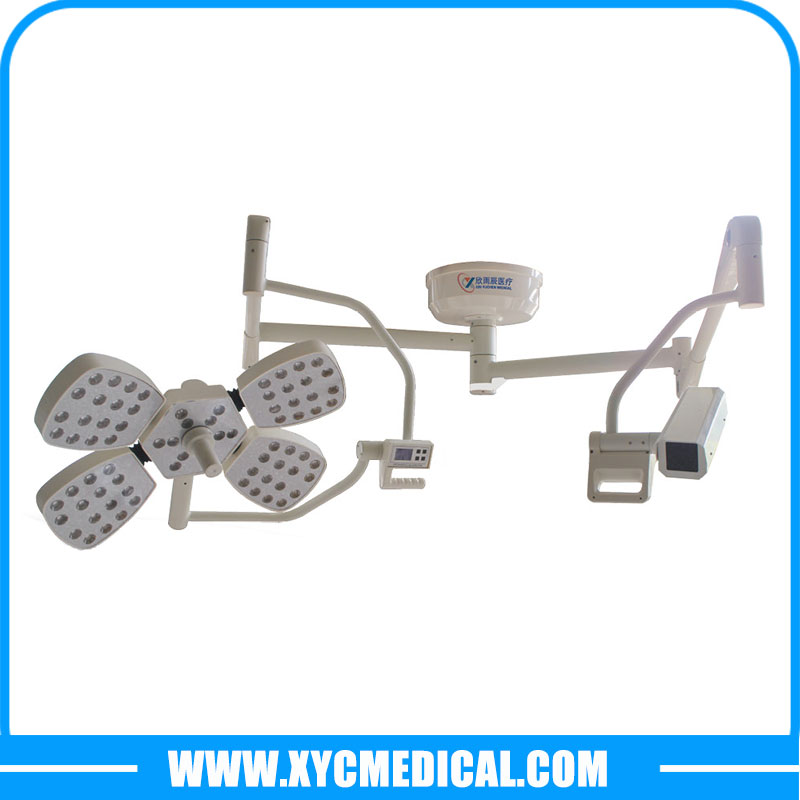 CE ISO approved ceiling medical light factory surgical lamp led shadowless operation light