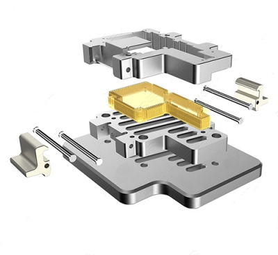 iSocket Jig For iPhone X Motherboard Test Fixture Without Soldering