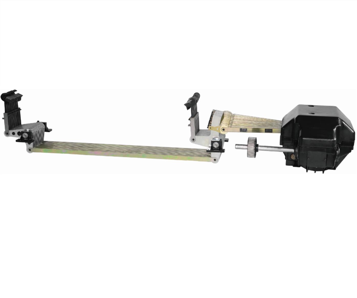 Electronic Dobby Shedding Machine for Rapier Loom