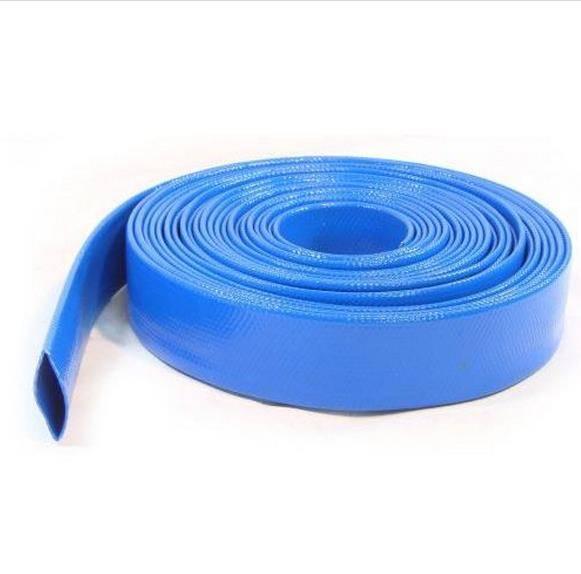 0.8''- 12'' pvc lay flat hose