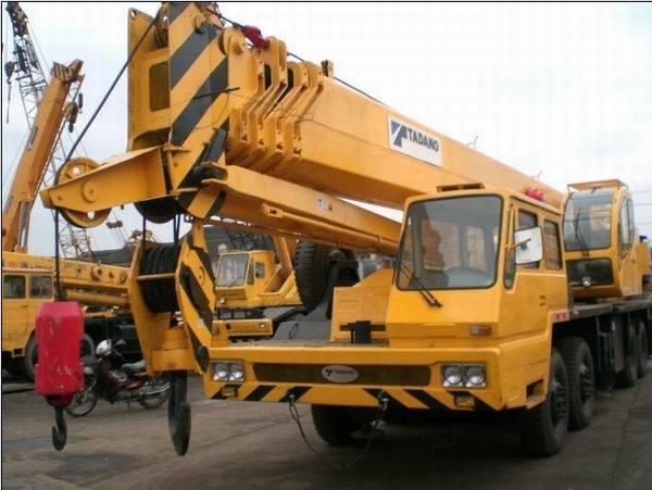 Tadano japan crane GT-550E +8618221102858