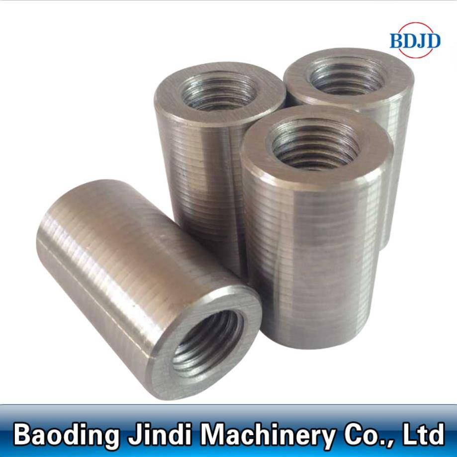 rebar mechanical splicing coupler hot sale construction material parallel couplers(12mm-50mm)